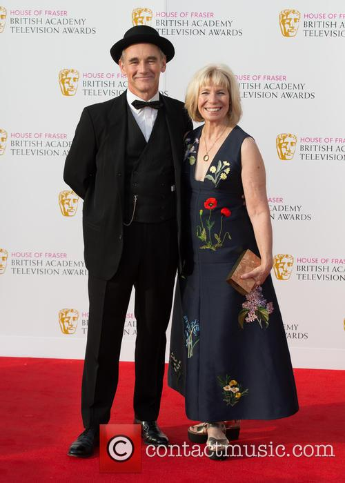 Mark Rylance and Claire Van Kampen 2