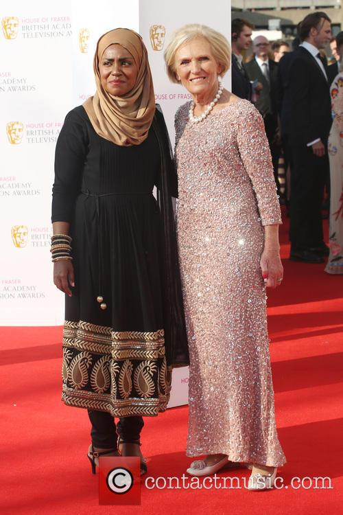 Mary Berry and Nadiya Hussain 2