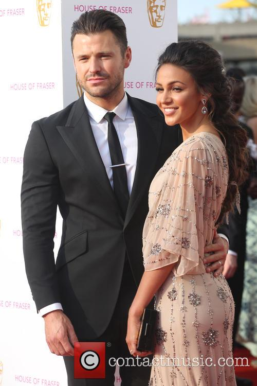 Mark Wright and Michelle Keegan 4
