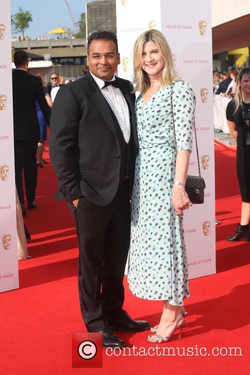 Krishnan Guru-murthy and Lisa Guru-murthy 2