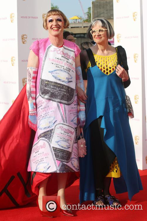 Grayson Perry and Philippa Perry 2
