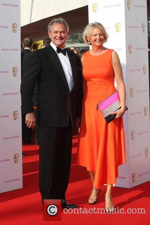 Hugh Bonneville and Lulu Williams 3