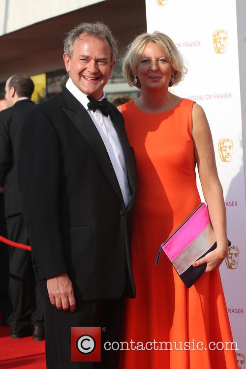 Hugh Bonneville and Lulu Williams 5
