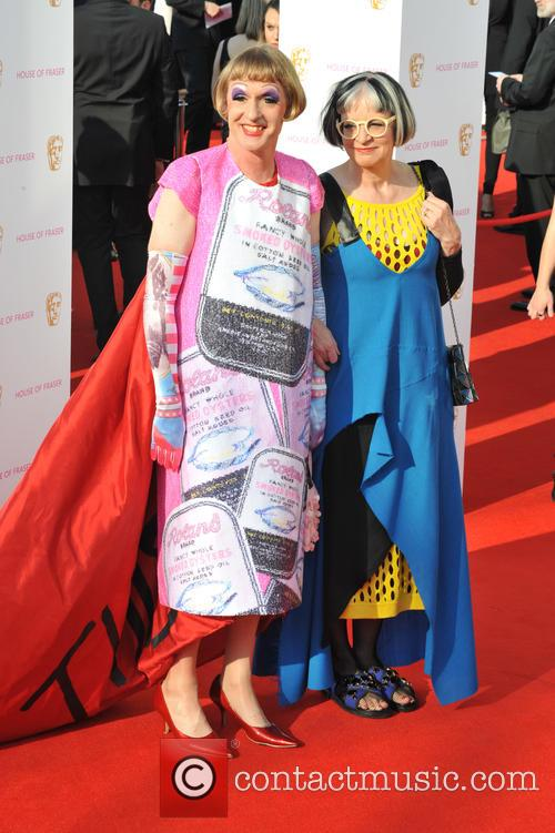 Grayson Perry and Phillipa Perry 1