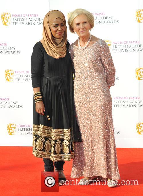 Nadiya Hussain and Mary Berry 1