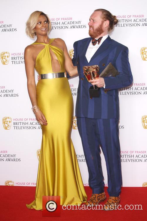 Alesha Dixon and Leigh Francis 5