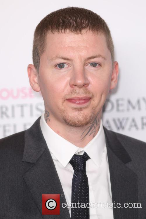 Professor Green 3