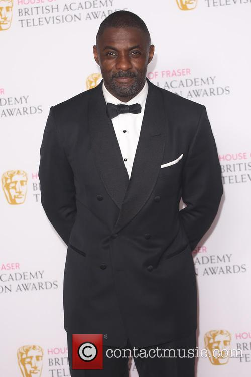 Idris Elba Again Denies Those James Bond Rumours