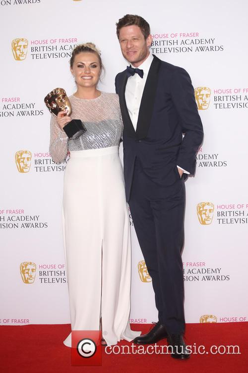 Chanel Cresswell and James Norton 1