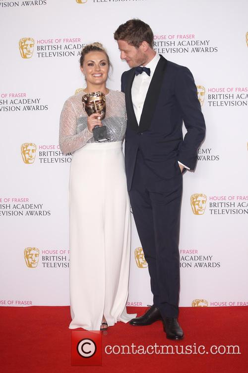 Chanel Cresswell and James Norton 2