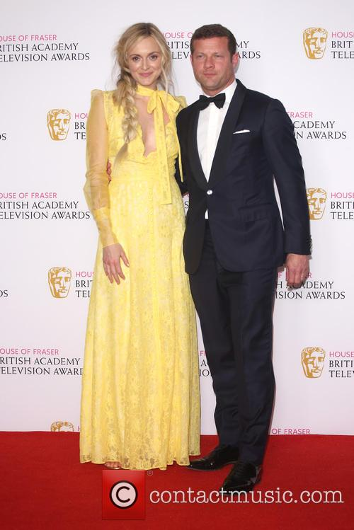 Fearne Cotton and Dermot O'leary 4