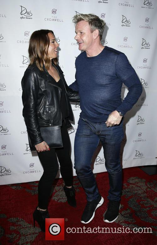 Tana Ramsay and Gordon Ramsay 1