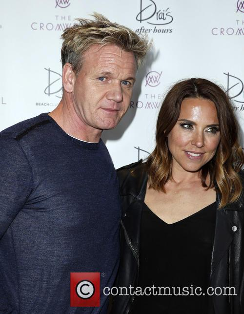 Gordon Ramsay and Tana Ramsay