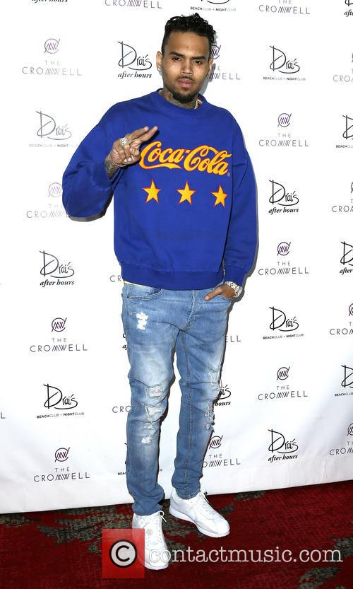 Chris Brown Responds To Accusation Of 'Brutal Attack' On Former Manager Mike G