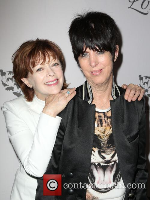 Diane Warren and Frances Fisher 5