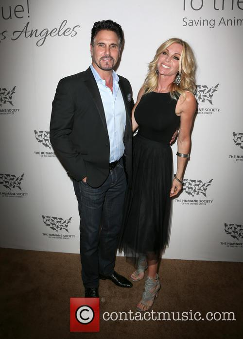 Don Diamont and Cindy Ambuehl 1