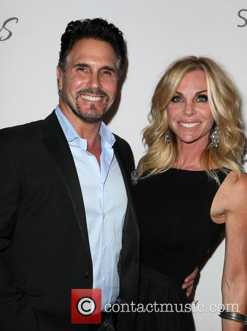 Don Diamont and Cindy Ambuehl 5