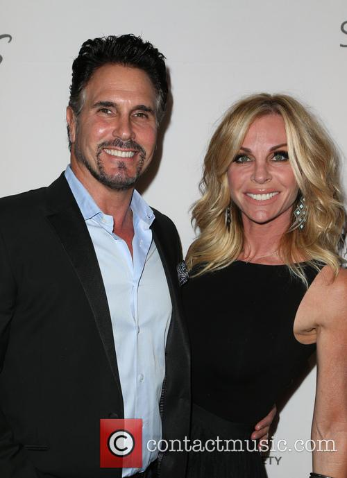 Don Diamont and Cindy Ambuehl 6