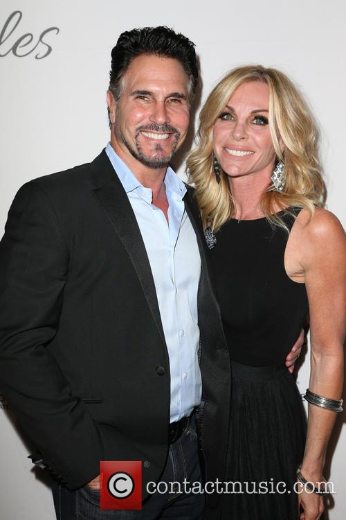 Don Diamont and Cindy Ambuehl 8
