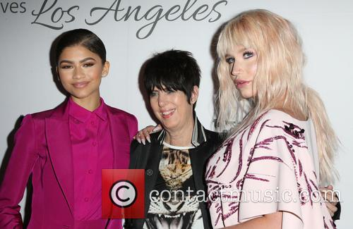 Zendaya, Diane Warren and Kesha 3