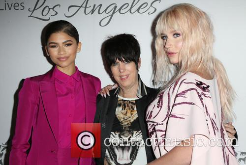 Zendaya, Diane Warren and Kesha 4