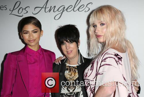 Zendaya, Diane Warren and Kesha 5