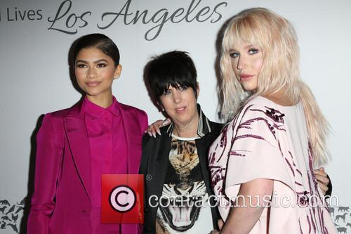 Zendaya, Diane Warren and Kesha 6