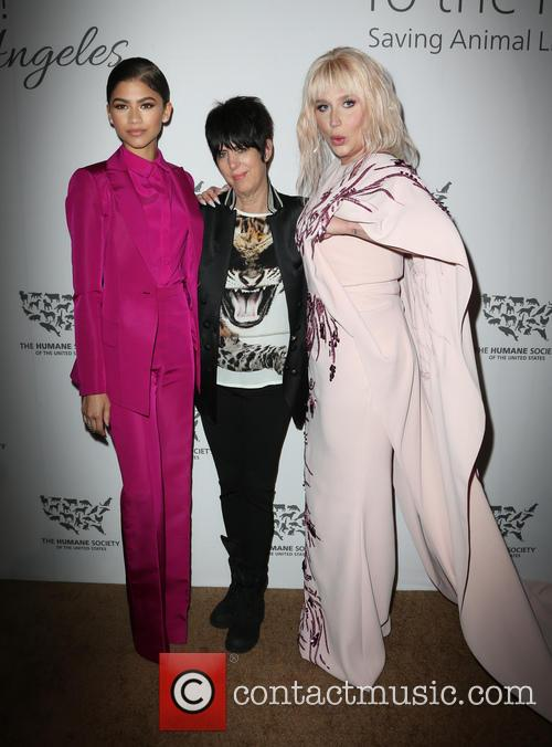 Zendaya, Diane Warren and Kesha 7
