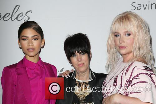 Zendaya, Diane Warren and Kesha 10
