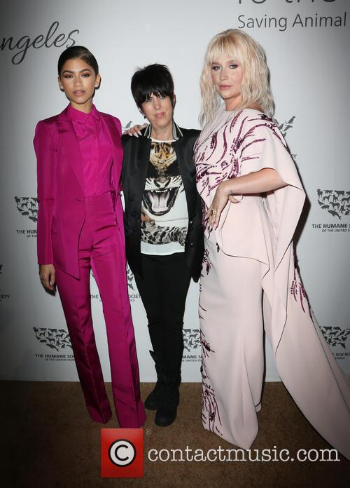 Zendaya, Diane Warren and Kesha 11