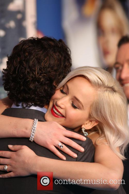 Jennifer Lawrence and Oscar Isaac 2