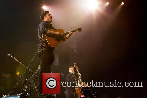 Mumford & Sons and Marcus Mumford 5