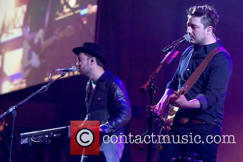 Mumford & Sons, Marcus Mumford and Ben Lovett 9