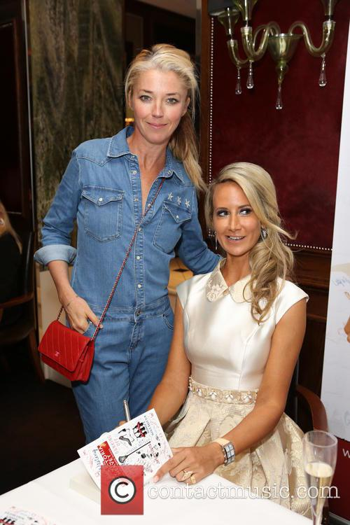 Tamara Beckwith and Lady Victoria Hervey 2