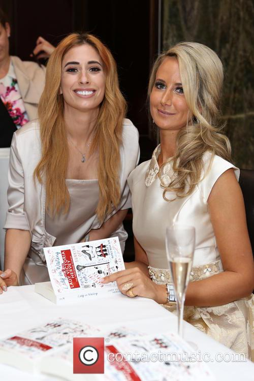 Stacey Solomon and Lady Victoria Hervey 4
