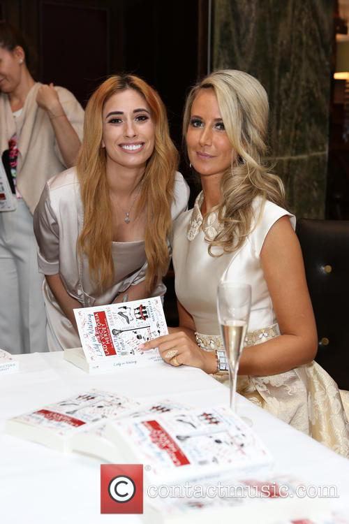 Stacey Solomon and Lady Victoria Hervey 5
