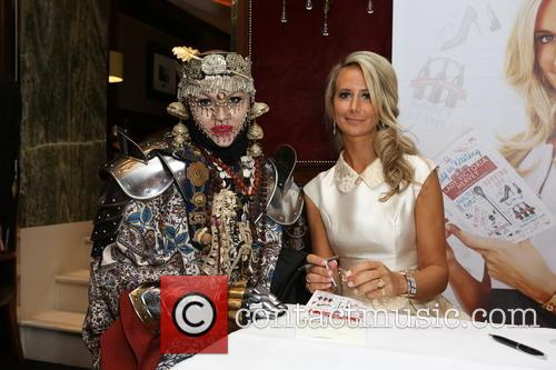 Daniel Lismore and Lady Victoria Hervey 2