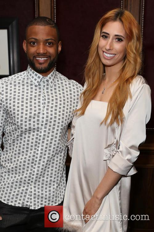 Jb Gill and Stacey Solomon 5