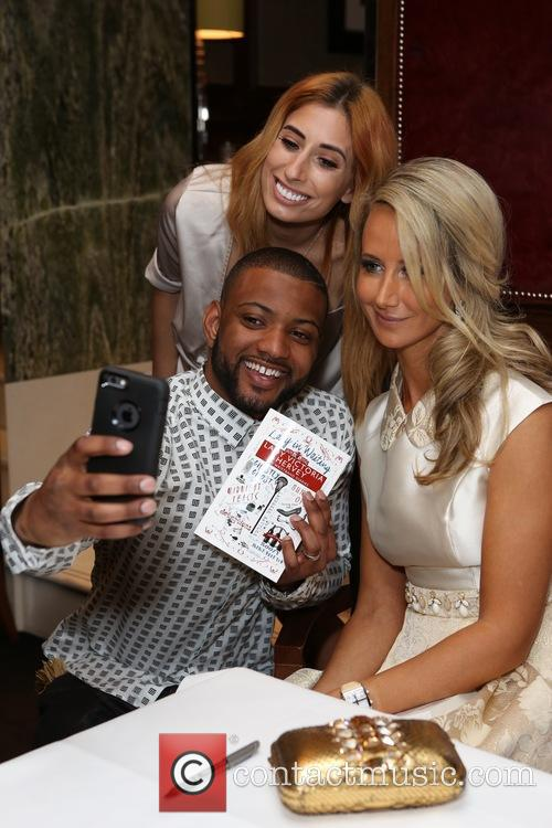 Jb Gill, Stacey Solomon and Lady Victoria Hervey 6