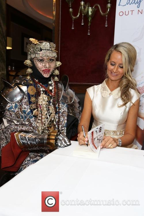 Daniel Lismore and Lady Victoria Hervey 3