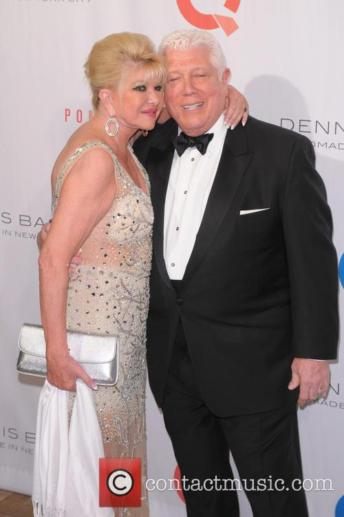 Ivana Trump and Dennis Basso 6