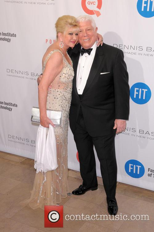 Ivana Trump and Dennis Basso 7