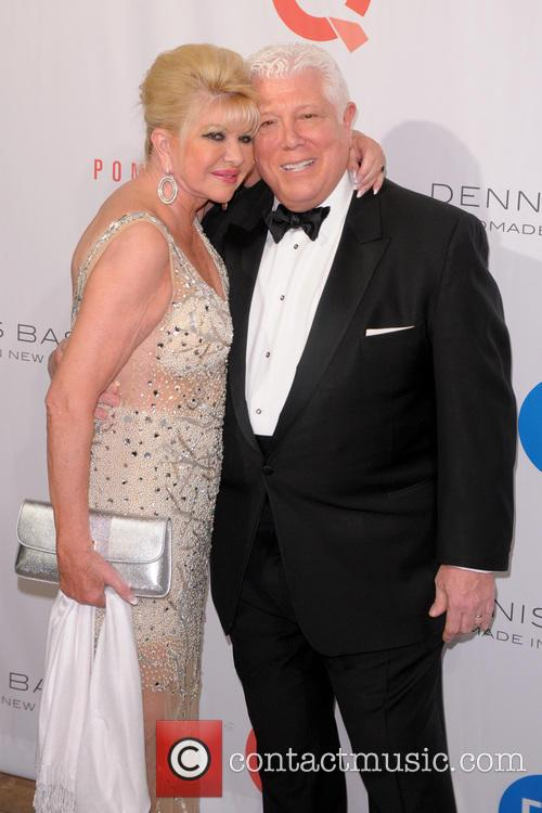 Ivana Trump and Dennis Basso 8