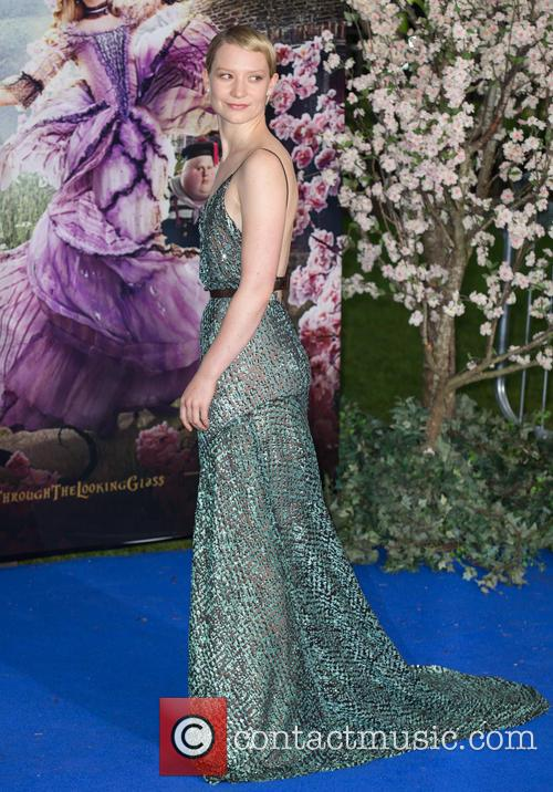 The European Premiere of 'Alice Through The Looking...