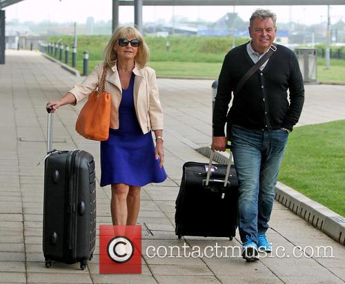 Carol Wright and Mark Wright 9