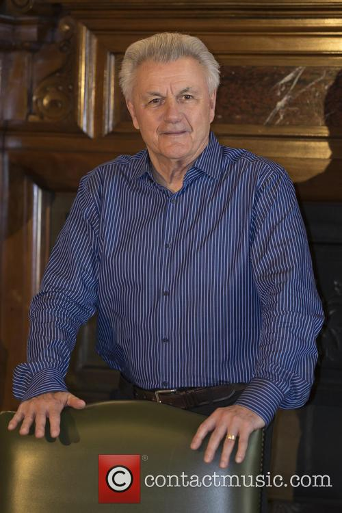 John Irving presents his book 'Avenue of Mysteries'