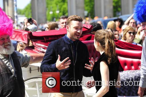 Justin Timberlake and Anna Kendrick 1