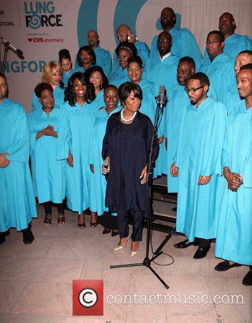 Patti Labelle and East Coast Inspirational Choir 8