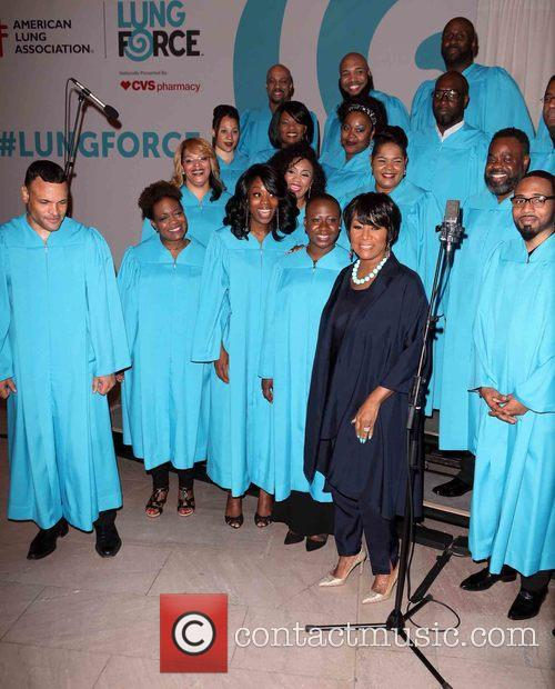 Patti Labelle and East Coast Inspirational Choir 9