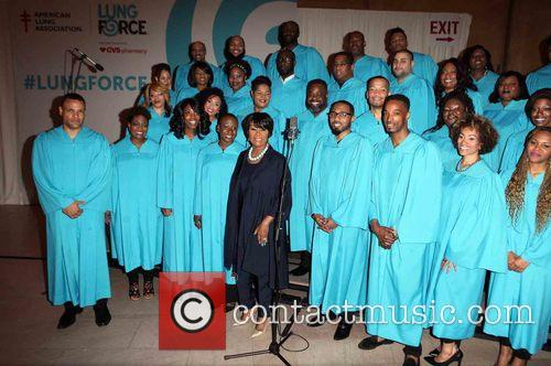 Patti Labelle and East Coast Inspirational Choir 10